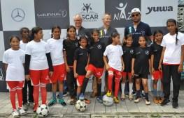 Yuvraj Singh unveiled as Laureus Ambassador