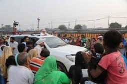 70th Annual Sant Nirankari Samagam Preparations in full Swing