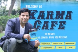 Karma Café promises to take you on a roller coaster ride through peppy college life