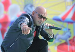 Rap and Rock with Rocky Gill in Chandigarh Fun Carnival