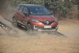 Renault India organises the 'Captur Experiential Drive' in Ludhiana
