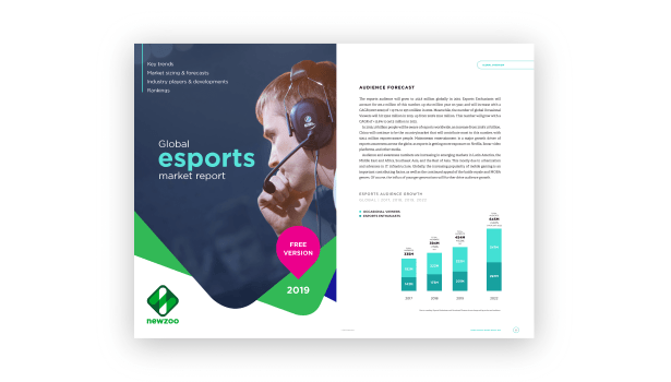 Newzoo: Global Esports Market Report 2019 Free Version