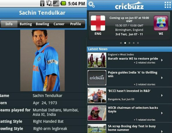 cricbuzz cricket scores and news