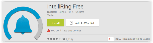 IntelliRing Free