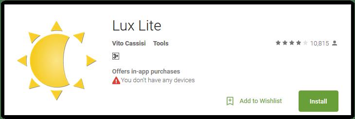 Lux Lite