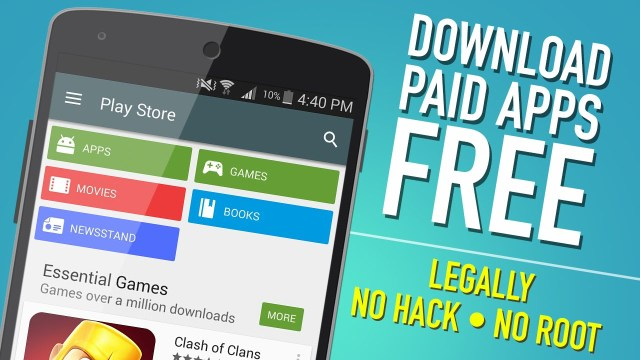 The Best Android Apps to Get the Paid Apps for Free