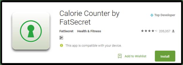 Calorie Counter by FatSecret