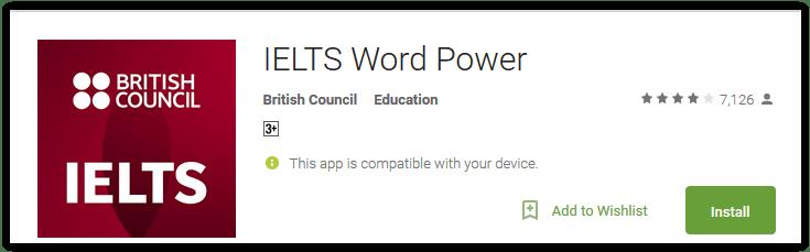 IELTS Word Power