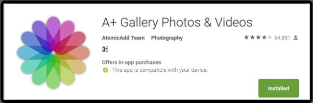 A+Gallery Photos & Videos