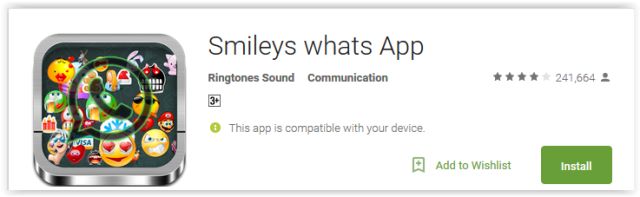 Smileys whats App
