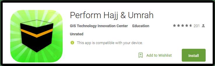 Perform Hajj & Umrah