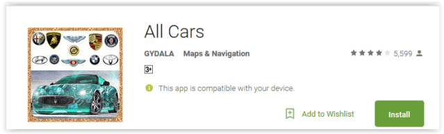 all-cars