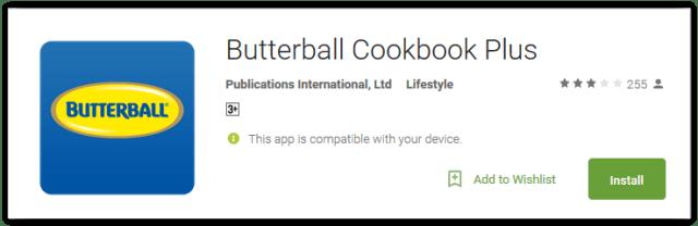 butterball-cookbook-plus