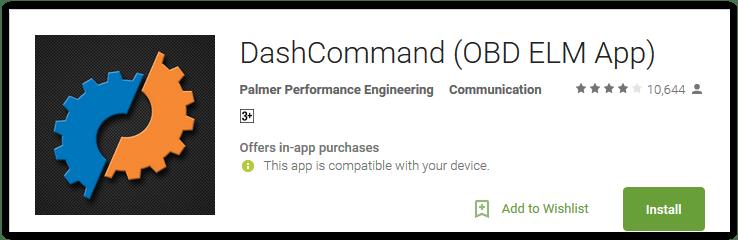dashcommand-obd-elm-app