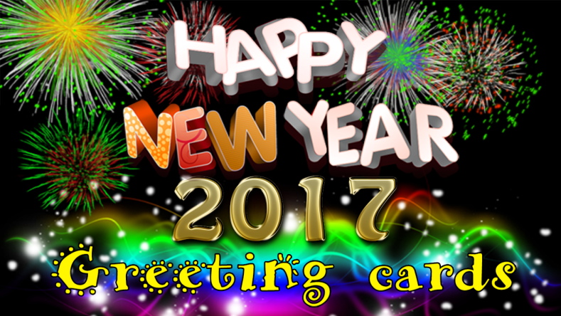 Top 7 Happy New Year 2017 Apps for Android