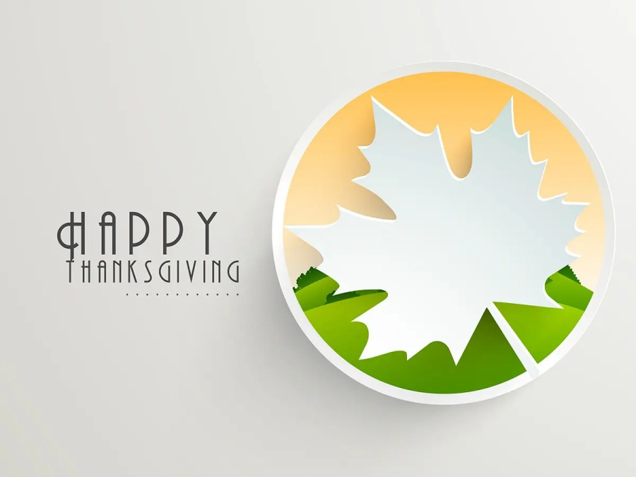 Holiday Hours – Long Weekend for Thanksgiving