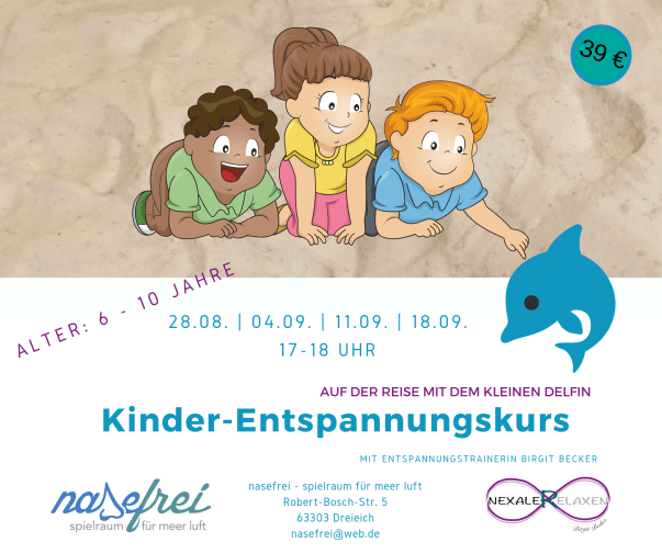 Kinder-Entspannung August/September 2019