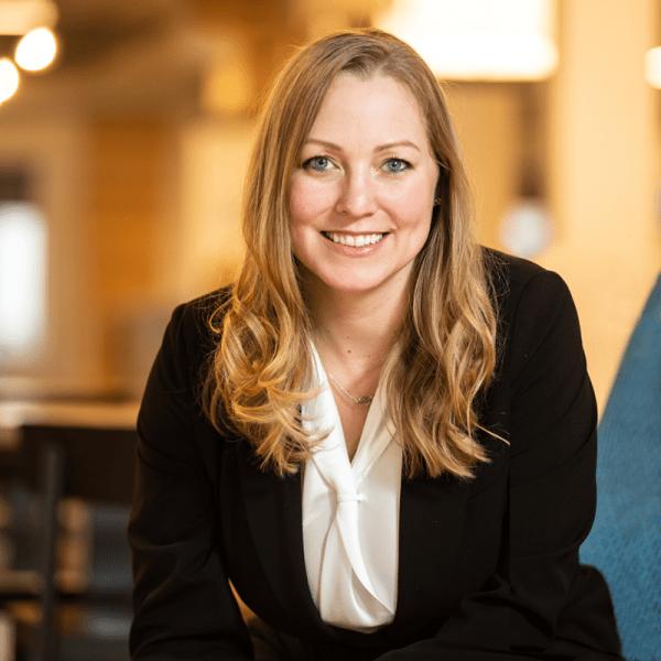 Jenna Arruda Vice President, People & Culture