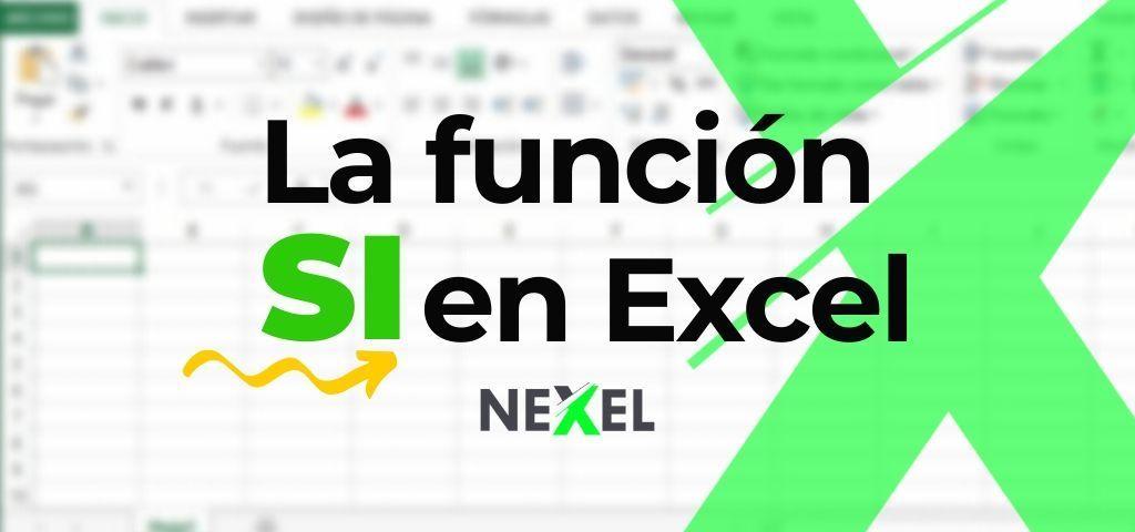Función SI en Excel 【 EJEMPLOS/ SINTAXIS/ ARGUMENTOS 】