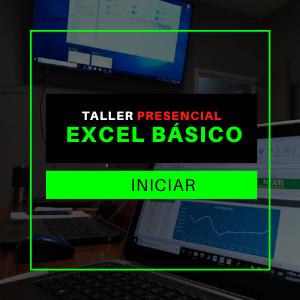 ✅ NXL10BM - Excel Básico PRESENCIAL