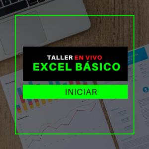 ✅ Excel Básico VIRTUAL