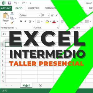 Excel Intermedio Presencial