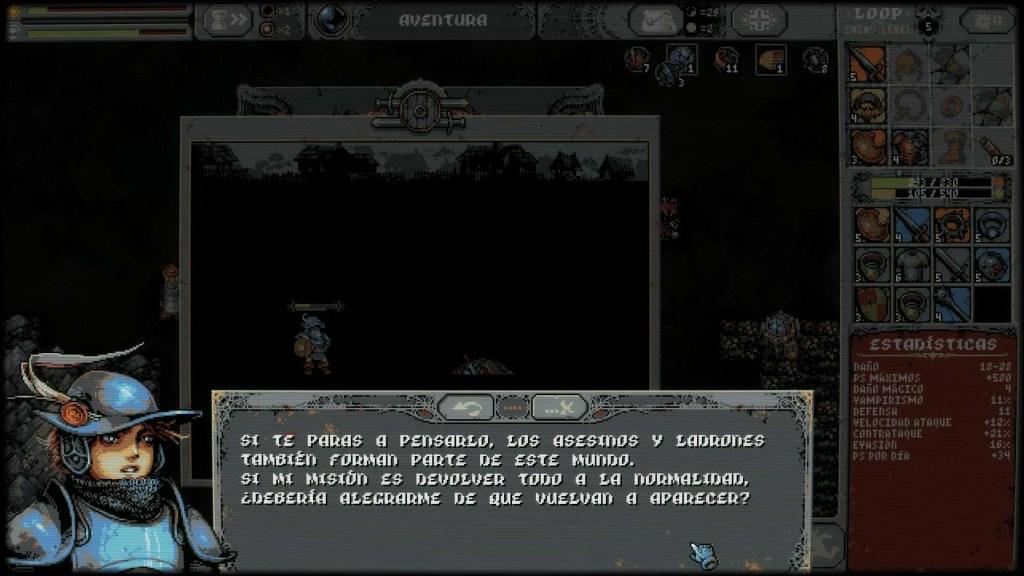 Loop Hero - Análisis 01