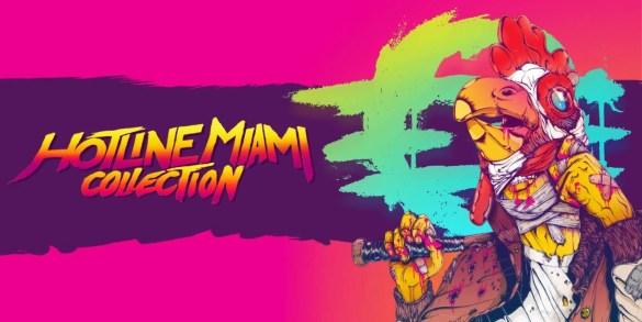 Hotline Miami Collection art