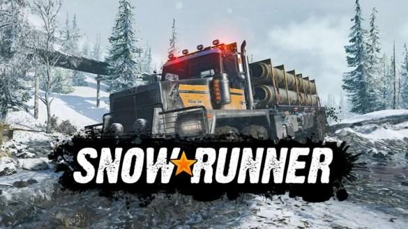 SnowRunner Trailer