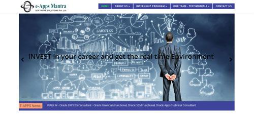 eappsinternship.com-website-page