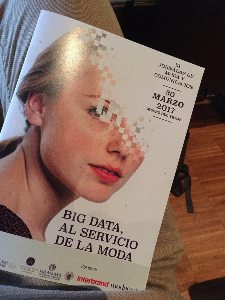 moda y big data