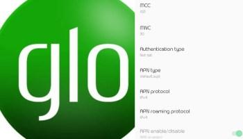 Latest super-fast Glo APN settings