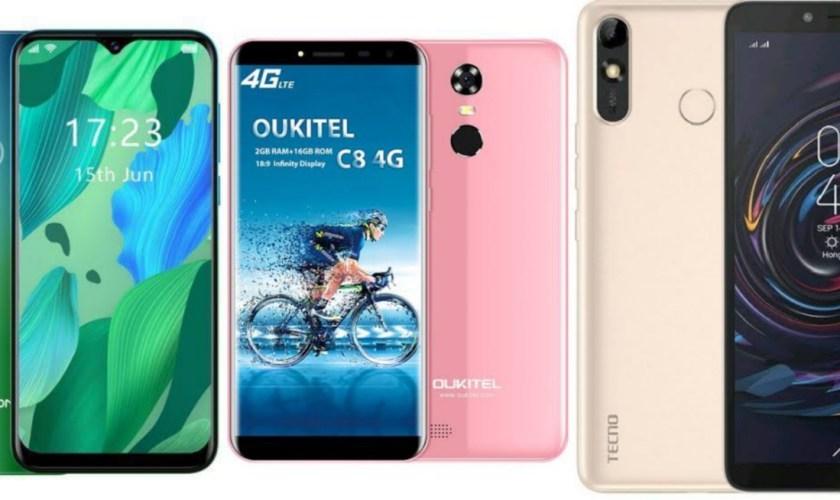 Phones With Fingerprint Sensor under the price of ₦30000 naira in Nigeria