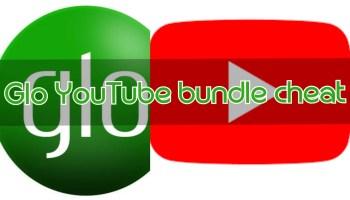 Glo YouTube bundle Cheat