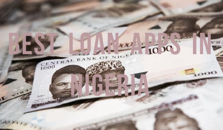 Instant loan apps in Nigeria 2021