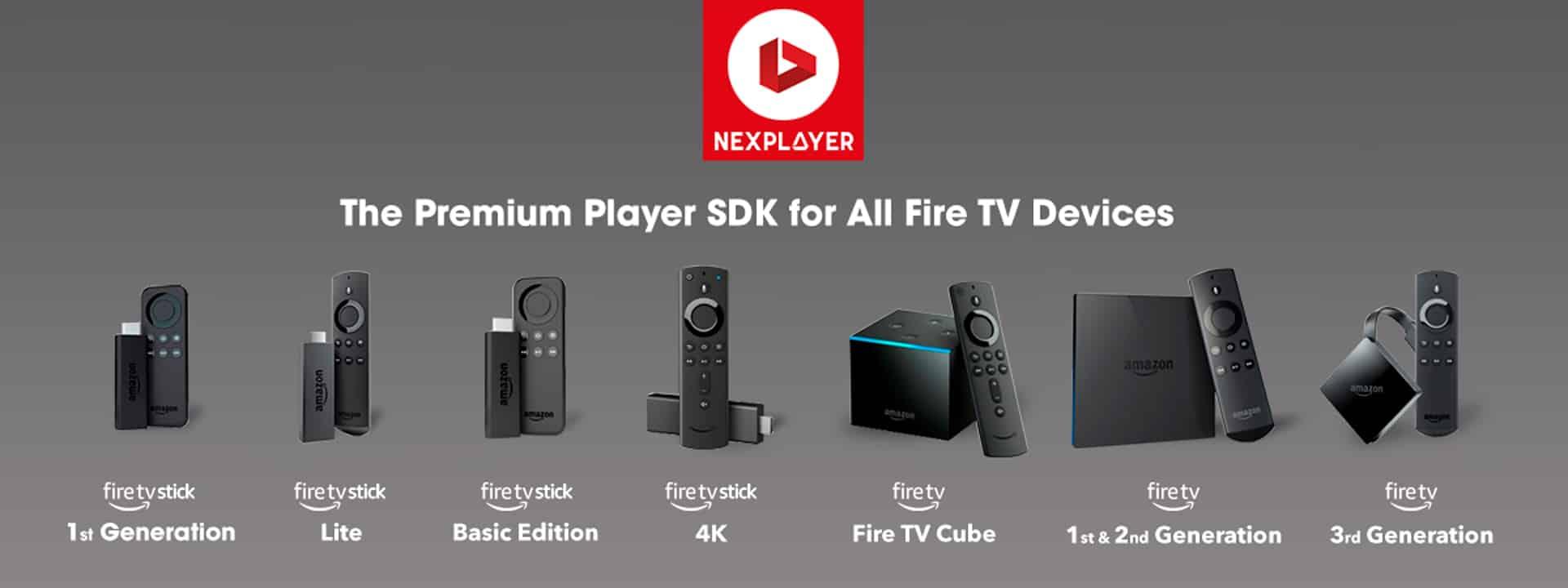 FireTv Devices NexPlayer