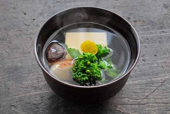 Suimono : Sup Bening Bergizi ala Jepang