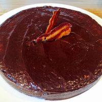 BBQ Kuchen Rezept - Black Crystal Cake