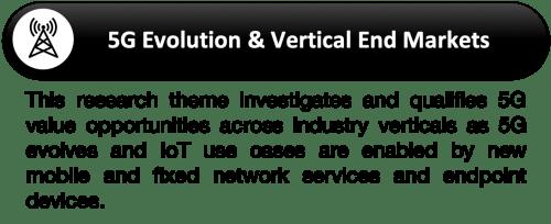 S-Research Agenda 2019 Focus 3-5G Evolution
