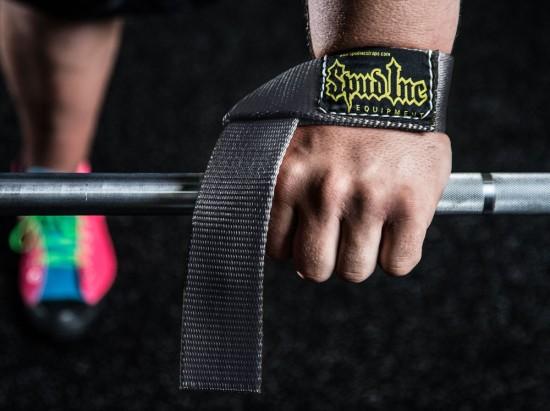 Spud straps