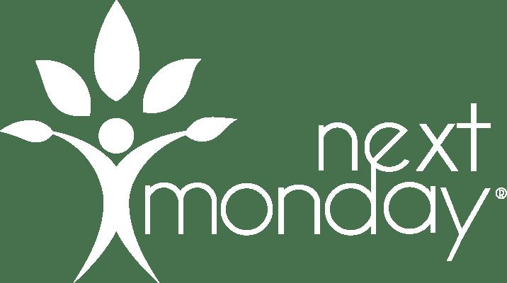 Next Monday logo