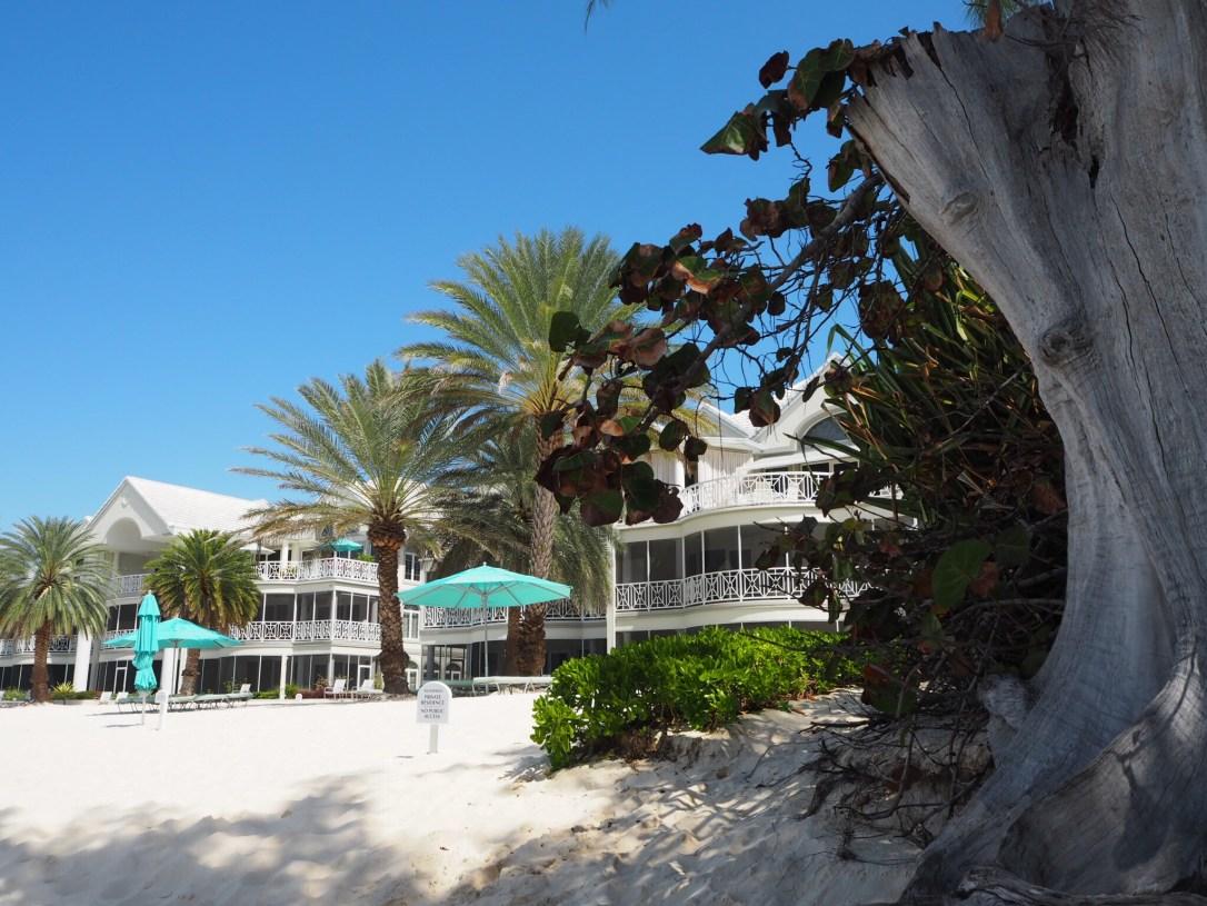 the best beach in Grand Cayman