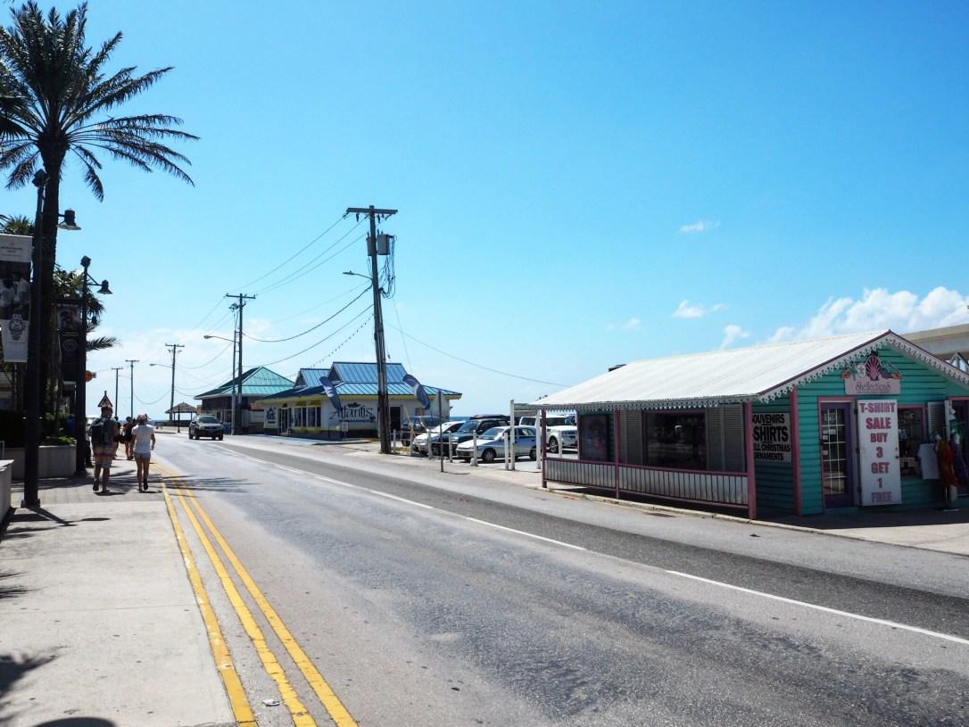 Caribbean streets