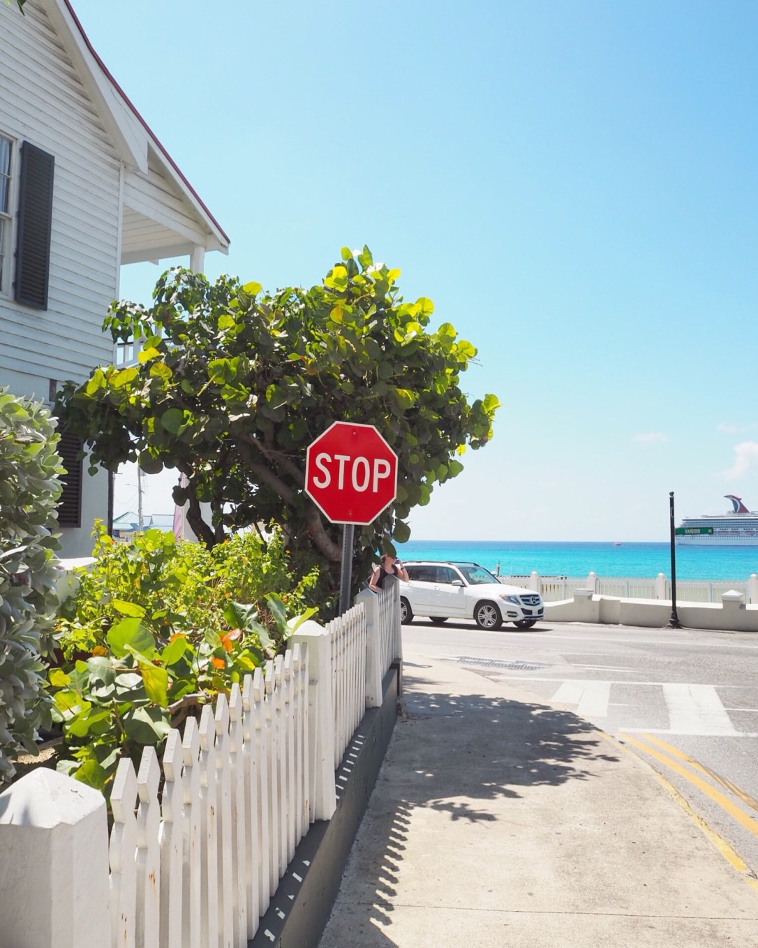 stop sign!
