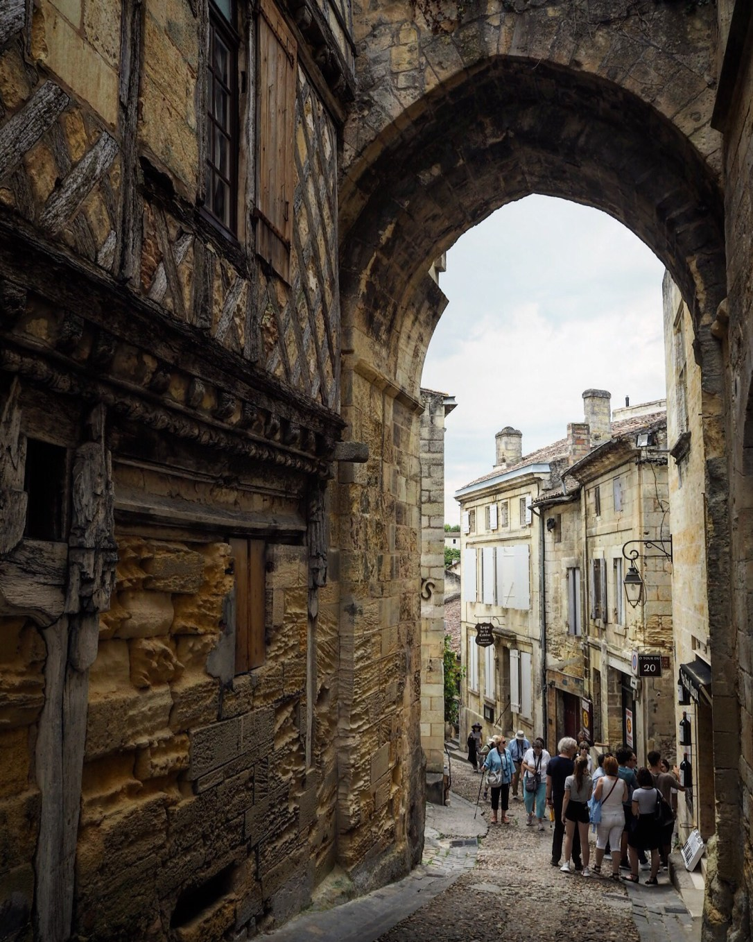 Straight out of Beauty and the Beast- this French village is stunning