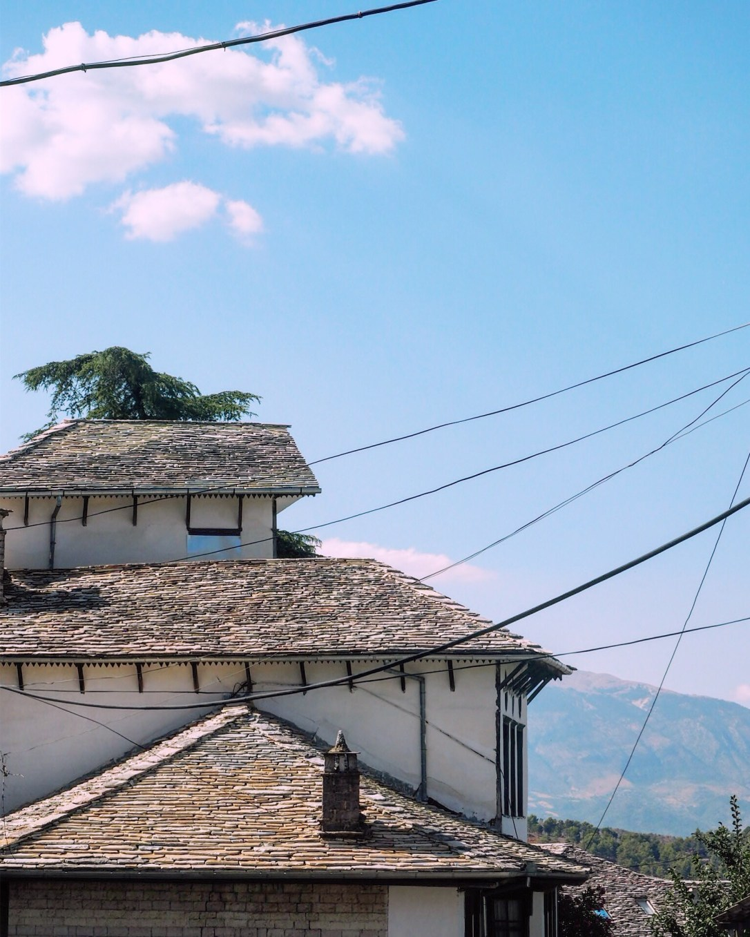 One of the best places to see traditional Ottoman architecture- Albania's Stone City