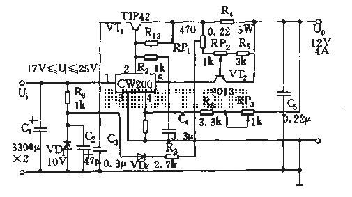 Current Limiting Circuit : Power Supply Circuits :: Next.gr