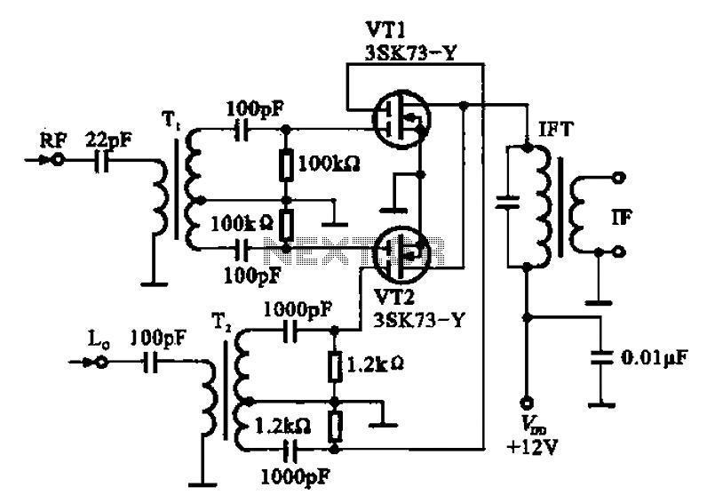 Audio Mixer Circuit Page 2 : Audio Circuits :: Next.gr