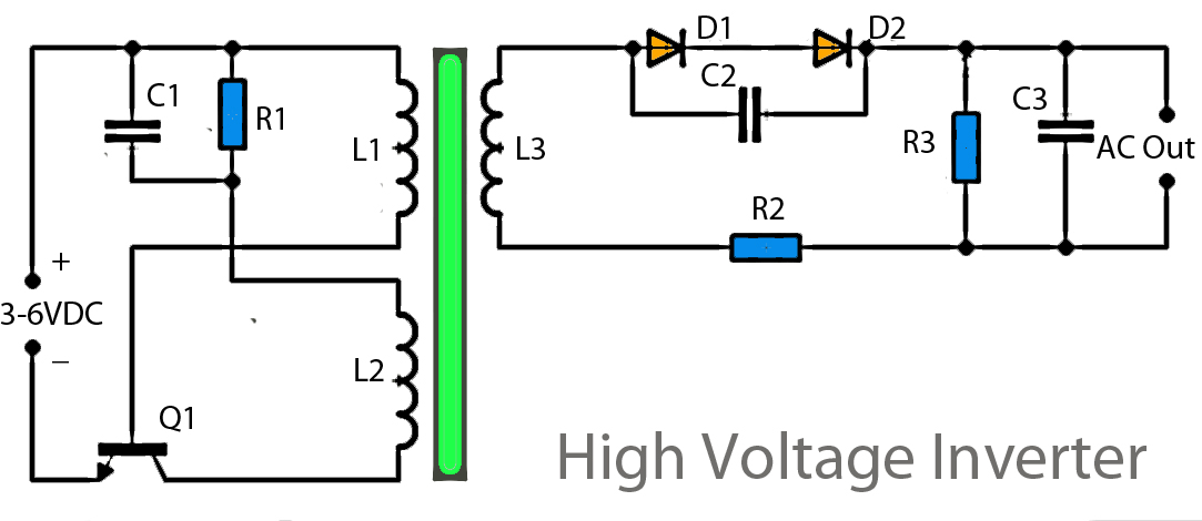 Inverter Circuit Page 6 : Power Supply Circuits :: Next.gr