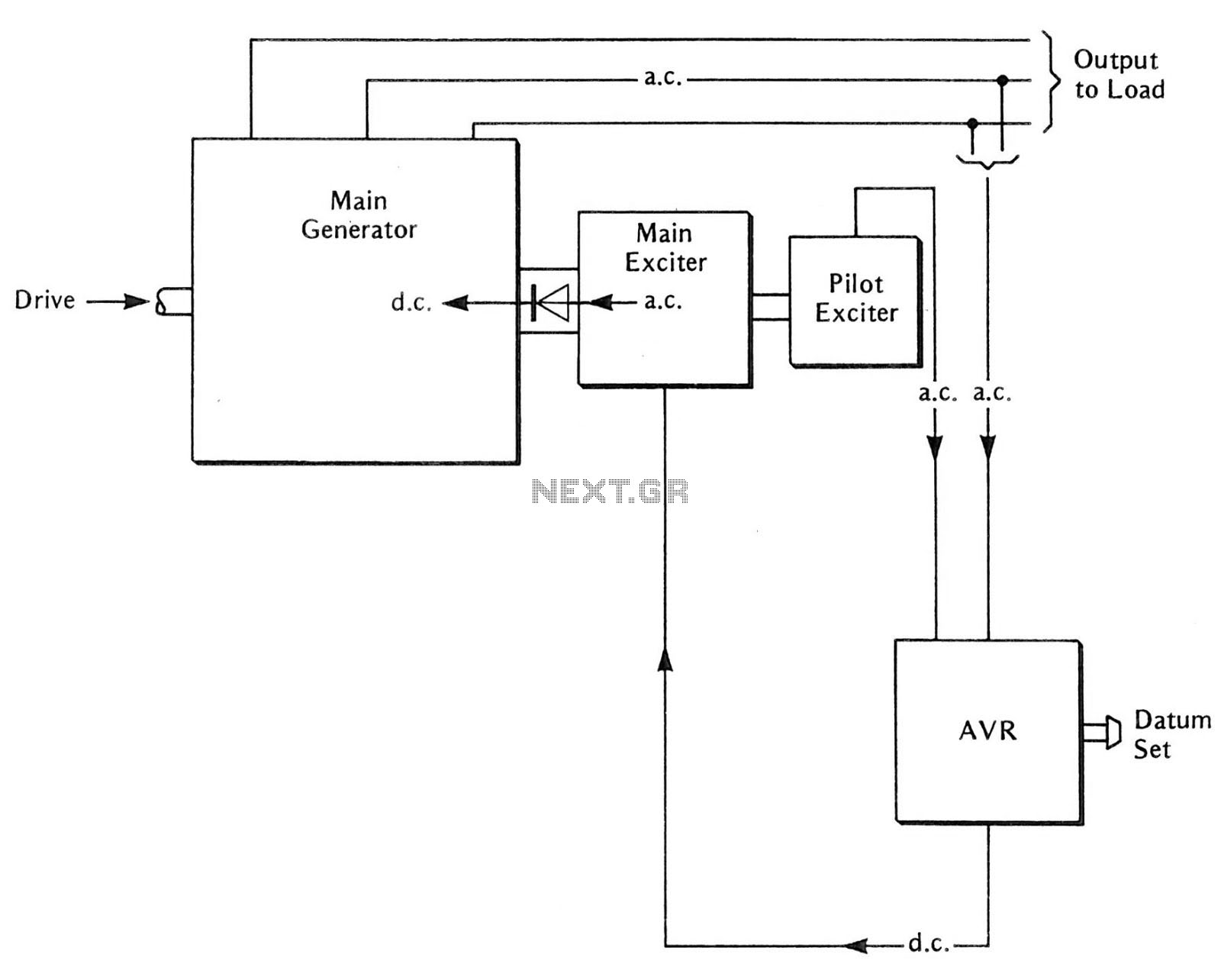 5 Pole Relay Schematic Under Repository-circuits -30031